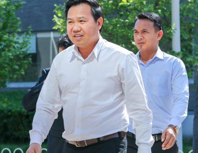 再获契机|老挝大使来访丰瑞祥